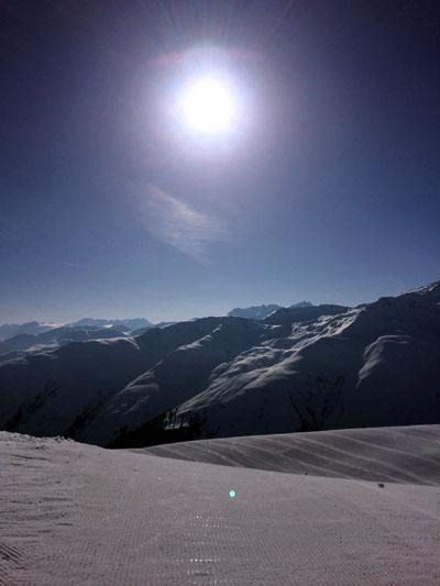 Sedruner Skigebiet