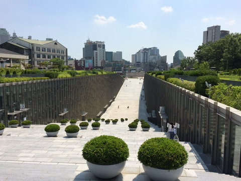 Südkorea, Juli 2015 - mehr auf Twitter!